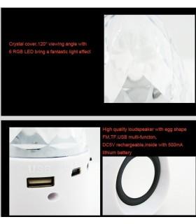 USB MP3 Портативен аудио плеър