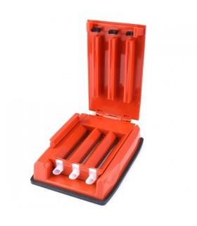 Тройна машинка за пълнене на цигари