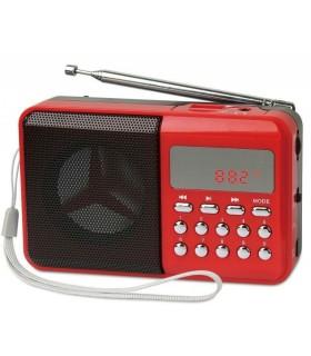 Мини музикална уредба с USB и FM радио