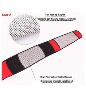 Турмалинов магнитен колан с 32 магнита