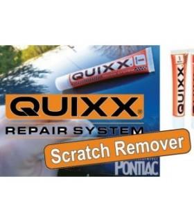 Заличаване на драскотини на кола QUIXX scratch remover