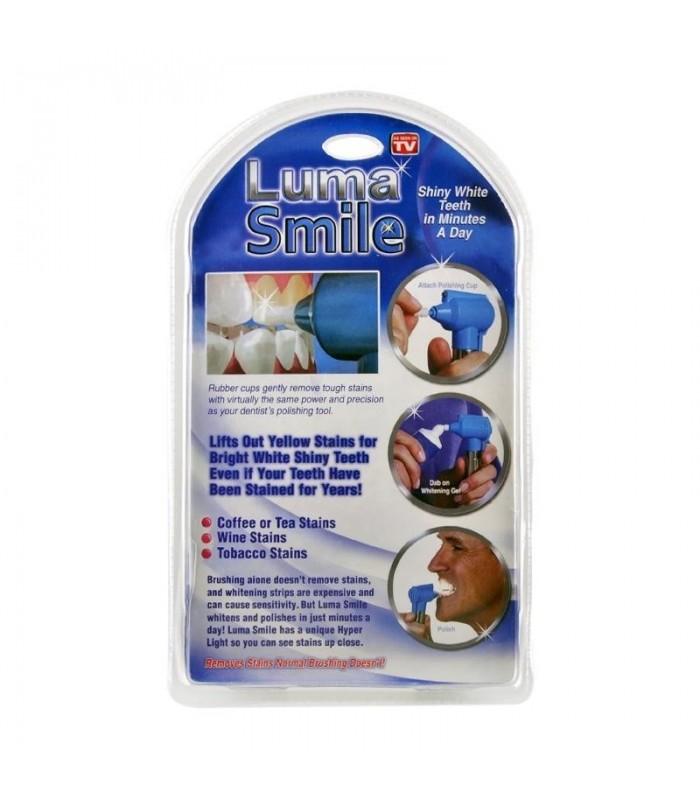 Домашна система за избелване на зъбите Luma Smile