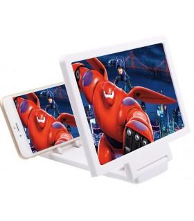 Увеличителен екран за телефон 3D