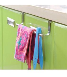Закачалка за кърпи за кухненски шкаф