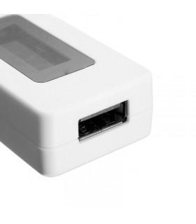 USB тестер с дисплей - волтметър, амперметър