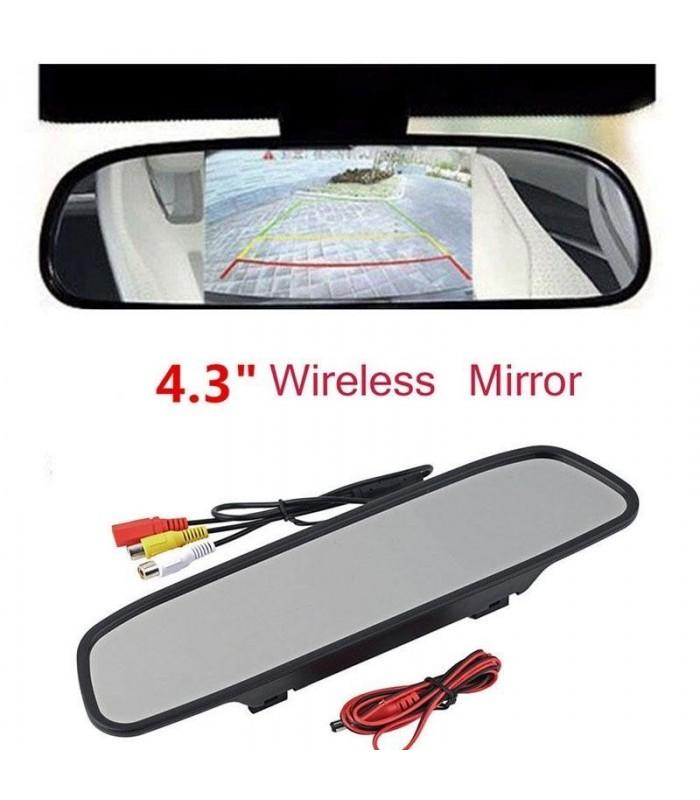 """Огледало за задно виждане с вграден екран 4.3"""""""