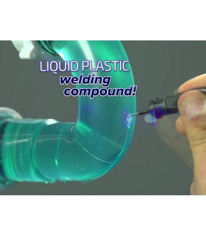 Система за залепяне с течна пластмаса