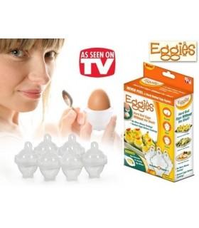 Форми за варене на яйца без черупка