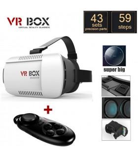 3D VR очила за виртуална реалност + джойстик