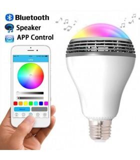 Smart блутут крушка със спийкър за мобилни устройства