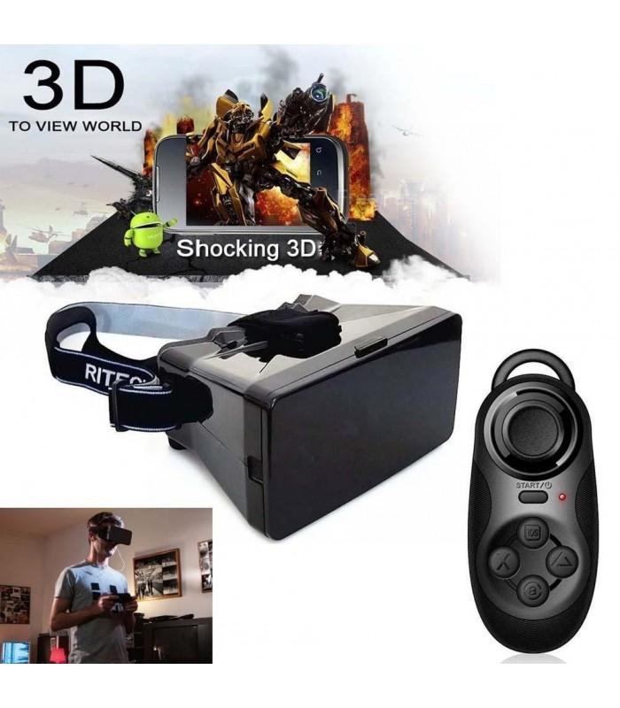 VR 3D очила за телефон