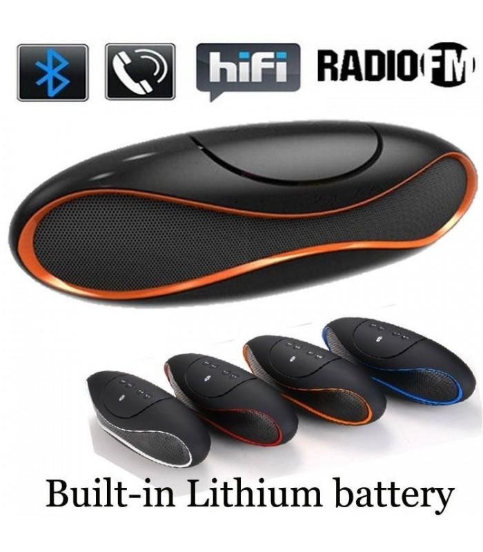 Безжичен Bluetooth HIFI Speaker с USB, TF Card