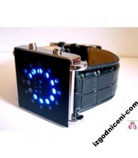 Уникален LED часовник